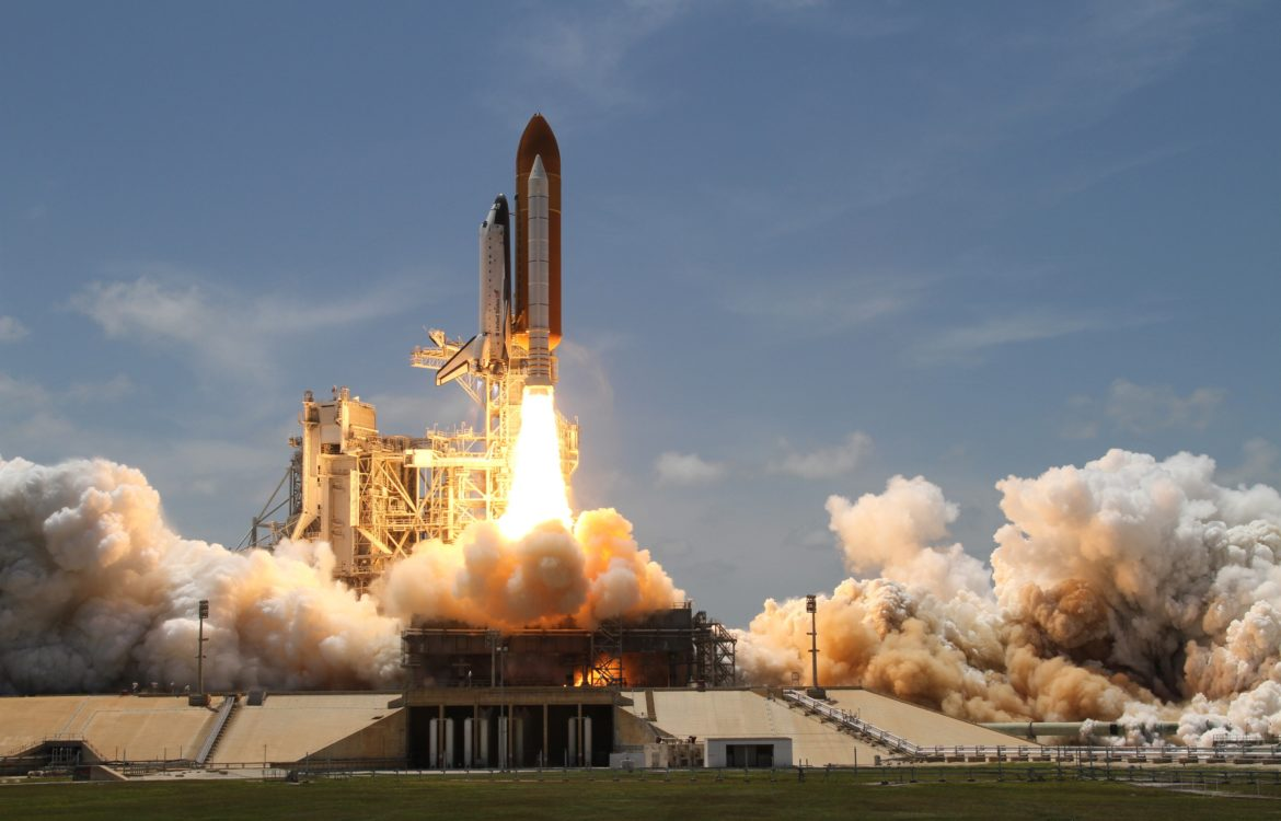 A Rocket illustrates the Ten Ways a Coach Can Increase Your Growth