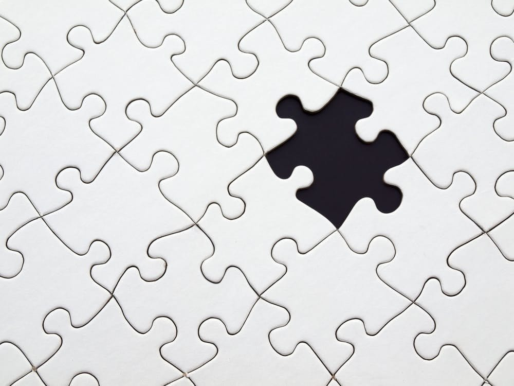 Missing Puzzle Piece: In Your Business