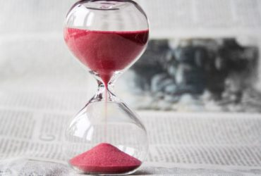 hourglass; how to profit through time management