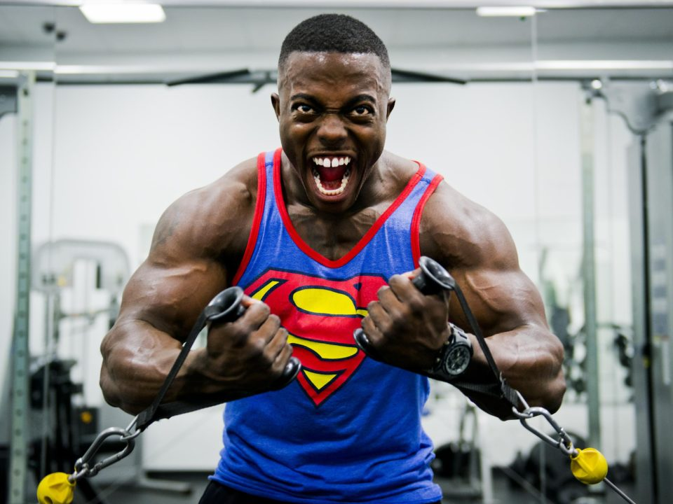 Superman Bodybuilder: Top Ten Feats of Business Superheroes