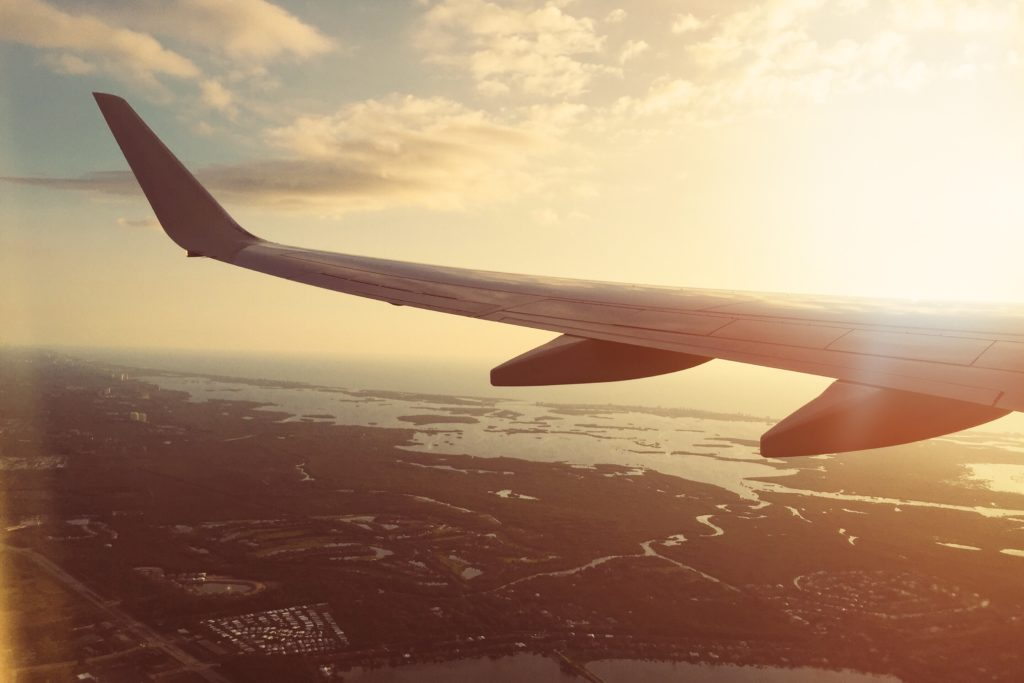 Airplane Wing: Business Planning for the Travel Industry