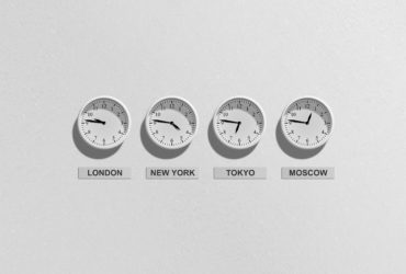 4 Clocks that illustrate time management