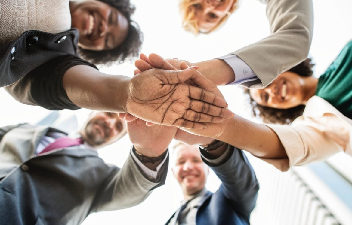 Join Hands: Importance of Team Building