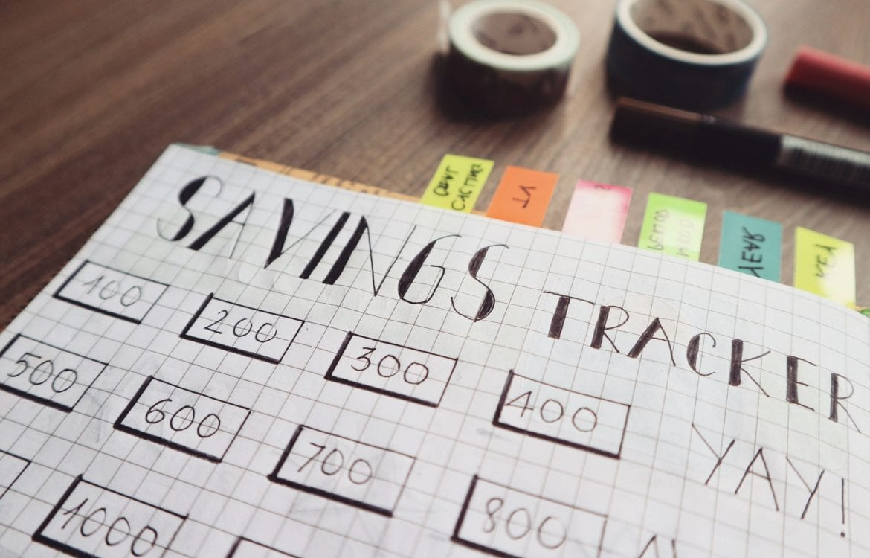 Savings Tracker financial advisor