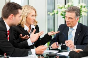 consultants for small businesses collaborating