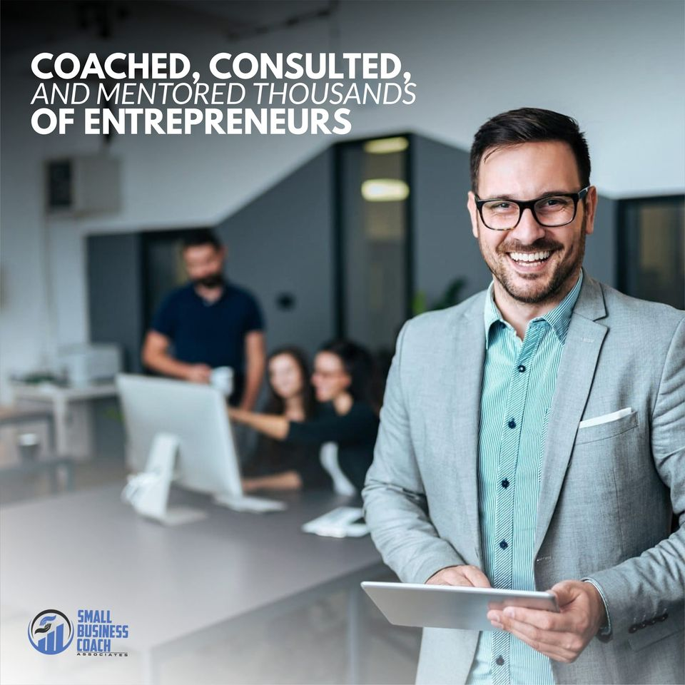 coached, consulted and mentored thousands of entrepreneurs