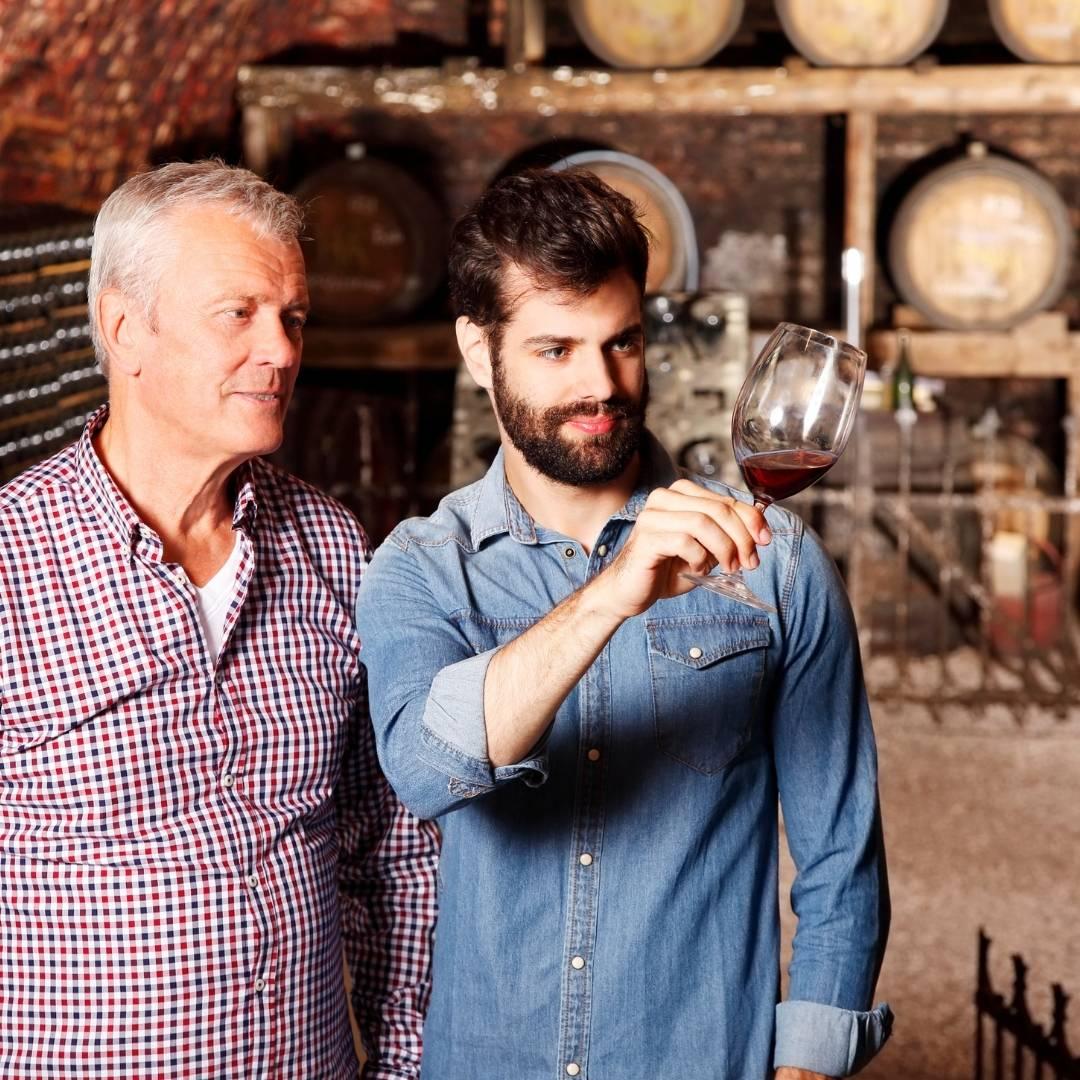 micro business winery
