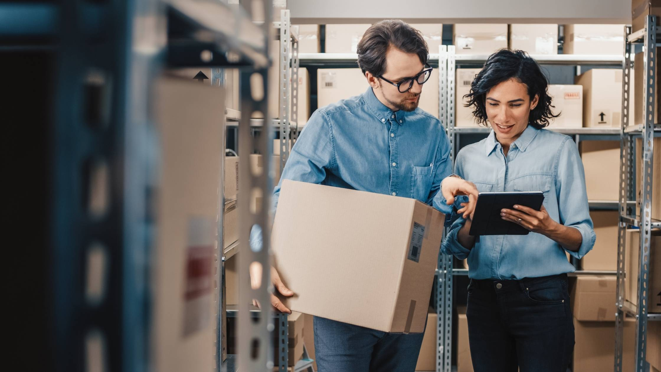 Benefits of inventory management for small businesses
